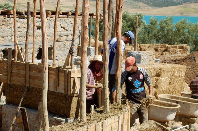 taller autoconstrucción tierra