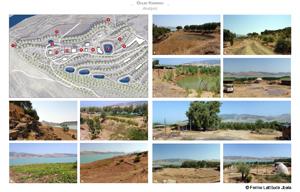 arquitectura construcción granja ecológica sostenible